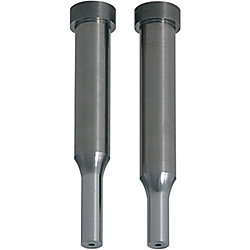 Carbide Shoulder Punches with Air Holes  Lapping