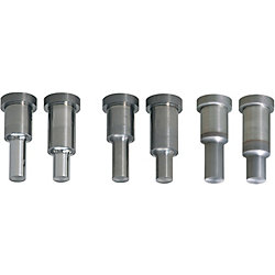Carbide Shoulder Punches  Short Type Normal, Lapping, TiCN Coating