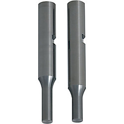 Carbide Punches with Key Grooves