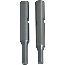 Carbide Punches with Key Grooves  Minus D tolerance