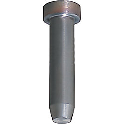 Carbide Straight Pilot Punches for Fixing to Stripper Plates  TiCN Coating -Tapered Tip Type-