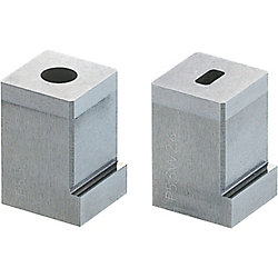 Scrap Retention Carbide Block Dies  -Single Flange Type-