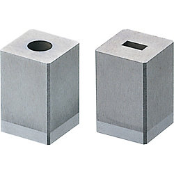 Scrap Retention Carbide Block Dies  Configurable Size, Straight