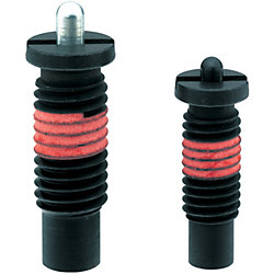 Spring Plungers with Flanges