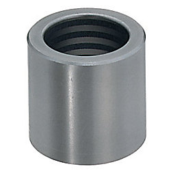 Stripper Guide Bushings -Oil-Free, Gray Cast Iron, LOCTITE Adhesive, Straight Type-