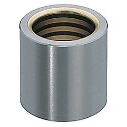 Stripper Guide Bushings -Oil-Free, Copper Alloy, LOCTITE Adhesive, Straight Type-