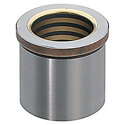 Stripper Guide Bushings -Oil-Free, Copper Alloy, LOCTITE Adhesive, Headed Type-
