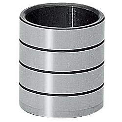 Stripper Guide Bushings -for Ball Cages, LOCTITE Adhesive, Straight Type-