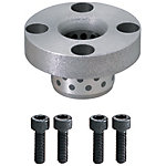 Oil-Free Guide Bushings -Flanged Type-