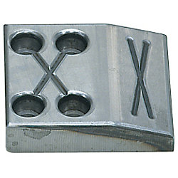 Cam Stroke Plates -15 deg Steel Type-