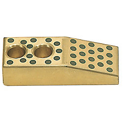 Cam Stroke Plates -15 deg Copper Alloy Type-