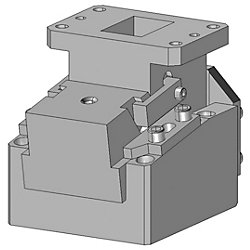 Standard Under Cam Units -Drilled Dowel Holes/Finished Dowel Holes- MGDC150 (θ=00)/MGDCA150 (θ=00)
