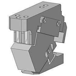 Compact Flying Cam Units for Heavy Load Pierce MGFVA / MEVAN 52 (θ=00-20)