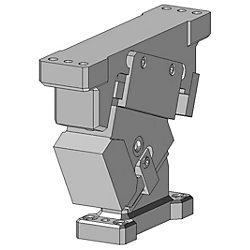 Flying Cam Units for Heavy Load Pierce MGFVH / MEVHN 65 (θ=60-75)