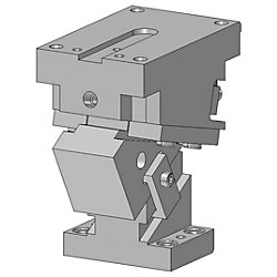 V Shape Guide Flying Cam Units for Trim & Flange MGFVT / MEVTN 200