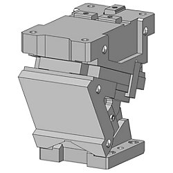 Wide Flying Cam Units for Pierce MGFVW / MEVWN 600 (θ=00-40)