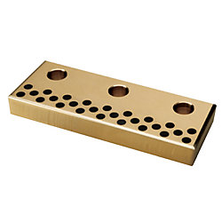 Cam Upper Plates -Copper Alloy Type CPAW-