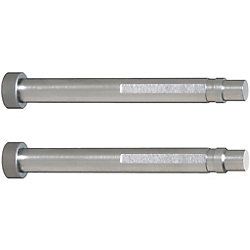 Gas Release Taperless One-Step Core Pins (No Draft Angle Core Pins) -Shaft Diameter (P) Designation Type-