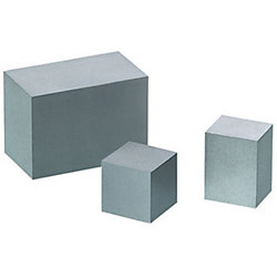 Cavity Insert Block Blanks -No Reference Plane Type/Reference Plane Type-