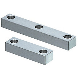 Plain Guide Rails -L dimension designation type / Non-Oil groove type - Oil groove type -