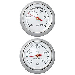 Simplified Thermometers With Magnet