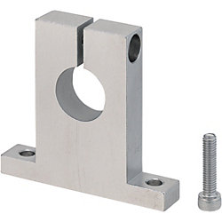 Shaft Supports T-Shaped Slit (Machined) - Standard / Wide