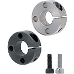 Shaft Collar (Clamp) - 3-Hole / 3-Tapped (Coarse)