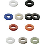 Resin Washers - POM/MC Nylon/Bakelite/PEEK/Epoxy Glass