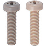 Resin Phillips Pan Head Screws/Pack