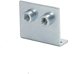 Brackets with Fittings - Socket