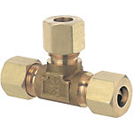 Copper Pipe Fittings/Union Tee