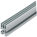 Aluminum Extrusions for Slide Doors / Slide Rails / Mounting Plates / Slide Spacers
