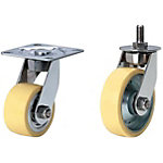 Casters for Clean Environment - Screw-In Type