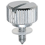 Knurled Knob Screws/Short