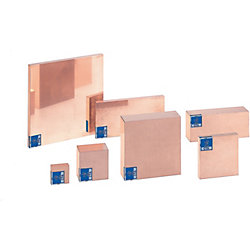 Tough Pitch Copper Plates