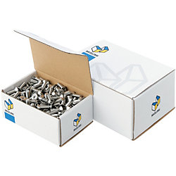 Phillips Flat Head Machine Screws (Box)