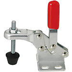 Toggle Clamps-Vertical Handle/Flange Base/Arm 80°/Handle 88°
