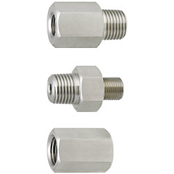 Thread Conversion Fittings - L Fixed Type / L Configurable Type