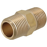 Brass Fittings for Steel Pipe/Nipple