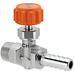 Needle Valve/PT Male and Barb Type/Stainless Steel