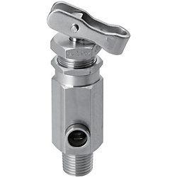 Sanitary Pipe Fittings - Relief Valve Pressure - Constant/ Variable