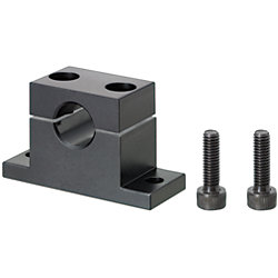 Shaft Supports - T-Shaped Split (Cast Type) - Wide Split
