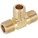 Brass Fittings for Steel Pipe/Tee/Threaded