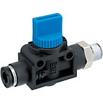 One-Touch Coupling Shut-Off Valves