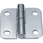 Steel Hinges with Round Hole
