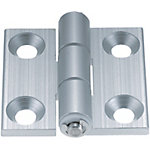 Aluminum Hinges / Aluminum Hinges for Different Extrusion Sizes