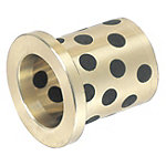 Oil Free Bushings - Flanged, Standard