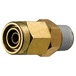 Couplings for Tubes/Nut and Sleeve Integrated/Nipples