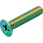 Flathead Screw (Chromate Finish)