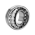 Spherical roller bearings 222..-E1-K, main dimensions to DIN 635-2, with tapered bore, taper 1:12